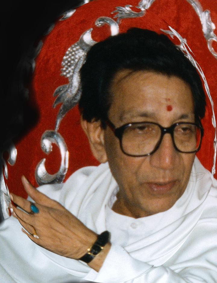 Il politico indiano